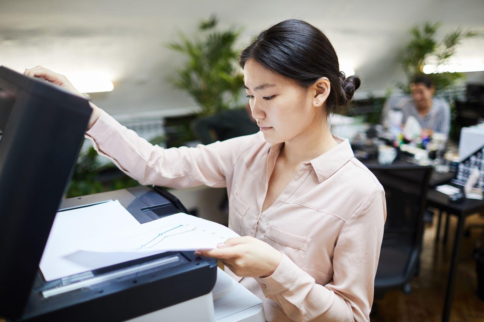 Providing Photocopier Solutions