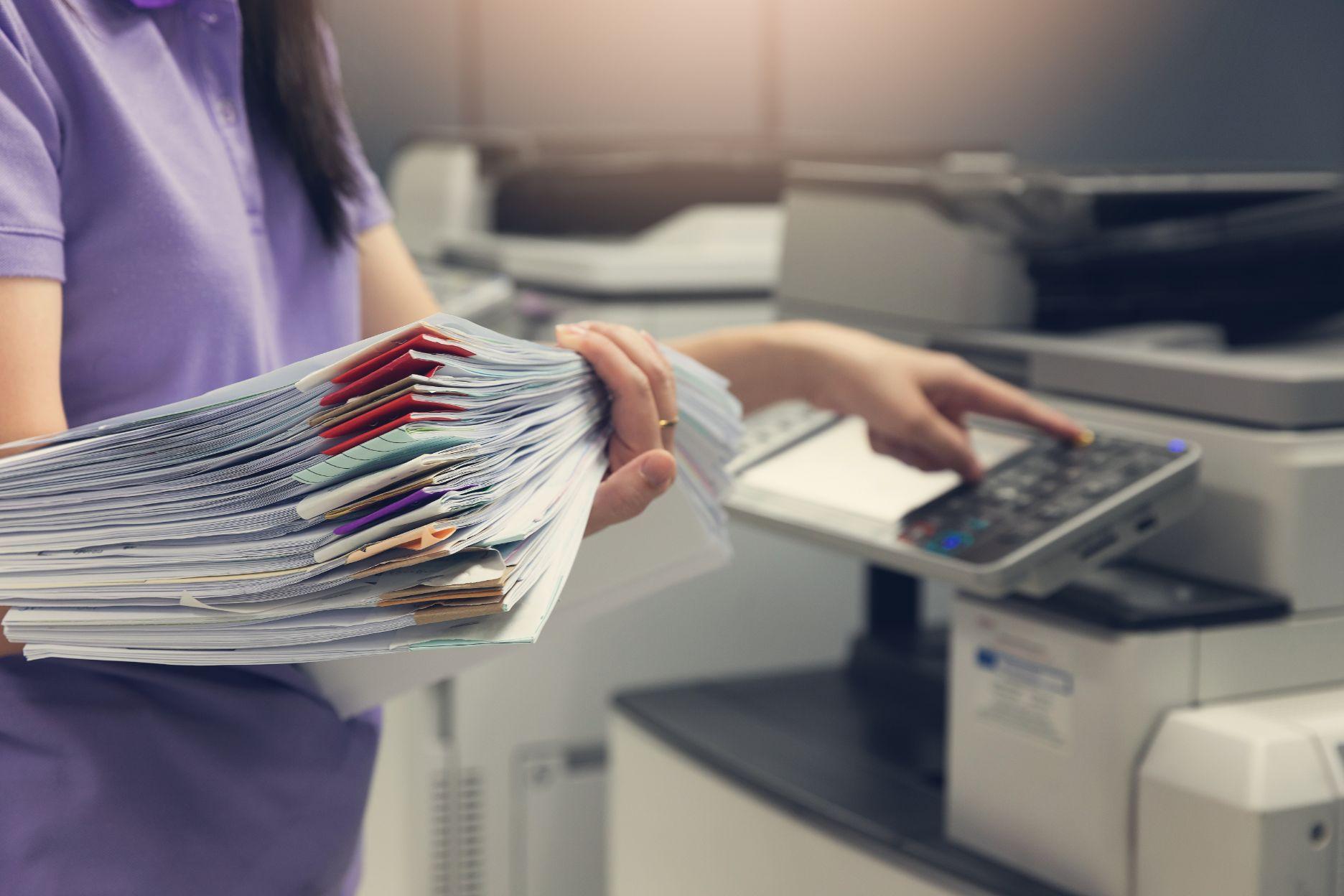 Photocopier Sales