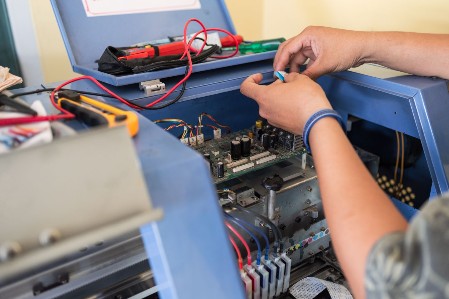photostat machine repair